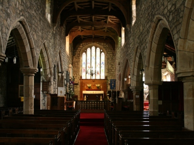 St peter and st paul chruch bolton by bowland